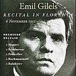 Emil Gilels Emil Gilels: Recital In Florence (1951)