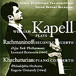 William Kapell Rachmaninov & Khachaturian: Piano Concertos (1944, 1951)
