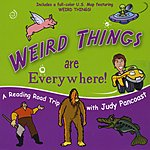 "Judy Pancoast Weird Things Are Everywhere! 2011 Grammy Nominee ""Best Children's Musical Album"""