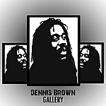 Dennis Brown The Reggae Artists Gallery Platinum Edition
