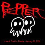 Pepper Live At The Fox