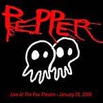Pepper Live At The Fox Theatre - Boulder, Co