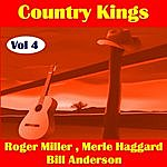 Roger Miller Country Kings , Volume Four - Miller, Haggard, Anderson