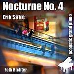 Erik Satie Nocturne No. 4 (Feat. Falk Richter) - Single