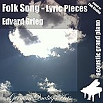 Edvard Grieg Folk Song ( Lyric Pieces ) (Feat. Falk Richter) - Single