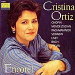 Cristina Ortiz Cristina Ortiz: Encore!