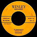 The Paragons Florence - Single