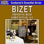Anton Nanut Bizet: Symphony In C Major - Carmen Suites No. 1 & 2