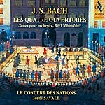 Jordi Savall J. S. Bach: Les 4 Ouvertures