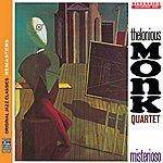 Thelonious Monk Quartet Misterioso [Original Jazz Classics Remasters]