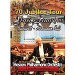 Moscow Philharmonic Orchestra Yuri Simonov 70 Jubilee Tour: 2 Cds - Dvorak, Wagner, Stravinsky, Brahms
