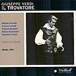 Orchestra Del Teatro Dell'Opera Di Roma Giuseppe Verdi : Il Trovatore (Berlin 1961)