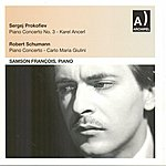 Czech Philharmonic Orchestra Prokofiev & Schumann: Concerto For Piano And Orchestra