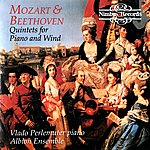 Albion Beethoven & Mozart: Quintets And Wind