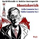 David Oistrakh Shostakovich: Cello Concerto No. 1 & Violin Concerto No. 1
