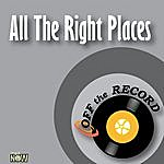 Off The Record All The Right Places - Single