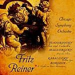 Fritz Reiner Tchaikovsky: Russlan And Ludmilla - Kabalevsky: Prince Igor - Mussorgsky: Marche Slave - Borodin: A Night On Bare Mountain