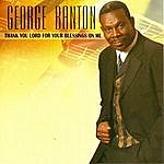 George Banton Thank You Lord For Your Blessings On Me