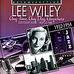 Lee Wiley Any Time, Any Day, Anywhere