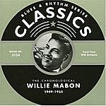 Willie Mabon Classics: 1949-1954