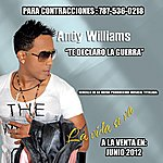 Andy Williams Te Declaro La Guerra - Single