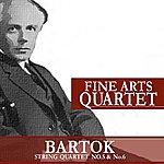 Fine Arts Quartet Bartók: String Quartet No. 5 And No. 6