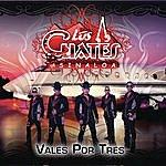 Los Cuates De Sinaloa Vales Por Tres