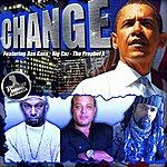 Ras Kass Change Obama 2012 (Feat. Big Caz, The Prophet X & Ms .D)