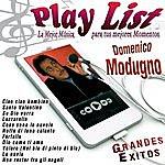 Domenico Modugno Play List Domenico Modugno