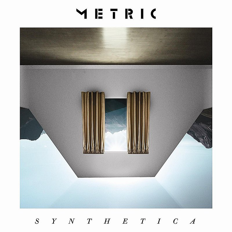 Cover Art: Synthetica