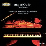 Ronald Smith Beethoven: Sonatas - Pathétique, Moonlight & Appassionata