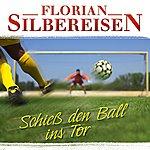 Florian Silbereisen Schiess Den Ball Ins Tor