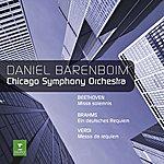 Daniel Barenboim Barenboim & Chicago Symphony Orchestra - The Erato-Teldec Recordings, Vol.3