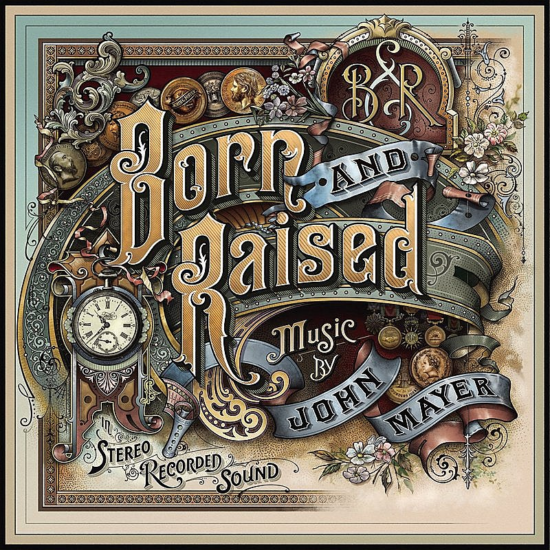 Cover Art: Born And Raised