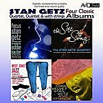 Stan Getz Four Classic Albums (Focus / The Soft Swing / West Coast Jazz / Cool Velvet) [Remastered]