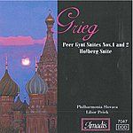 Libor Pesek Grieg: Peer Gynt Suites Nos. 1 And 2 / From Holberg's Time