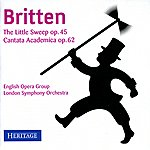 London Symphony Orchestra Britten: The Little Sweep & Cantata Academia