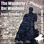 Franz Schubert Der Wanderer , The Wanderer [ Piano Playback ] (Feat. Falk Richter)