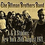 The Allman Brothers Band A & R Studios