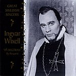 Ingvar Wixell Great Swedish Singers: Ingvar Wixell (1957-1976)