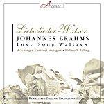 Helmuth Rilling Brahms: Liebeslieder-Walzer - Love Song Waltzes