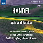 Gerard Schwarz Handel: Acis And Galatea