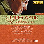 Jorge Bolet Tchaikovsky: Piano Concerto No. 1 - Mussorgsky: Pictures At An Exhibition (Wand Edition, Vol. 20)