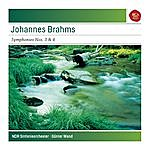 Günter Wand Brahms: Symphonies No. 3 In F Major, Op. 90 & No. 4 In E Minor, Op. 98 - Sony Classical Masters