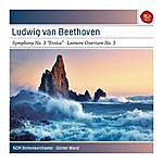 """Günter Wand Beethoven: Symphony No. 3 In E-Flat Major, Op. 55 """"Eroica""""; Leonore Overture No. 3 In C Major, Op. 72a - Sony Classical Masters"""