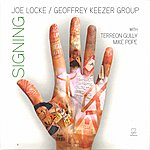 Joe Locke Signing
