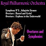 Royal Philharmonic Royal Philharmonic Orchestra - Overtures And Symphonies