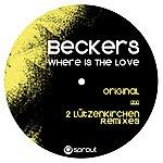 Beckers Where Is The Love (Lutzenkirchen Remix V 1)