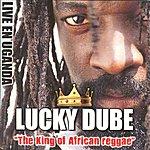 Lucky Dube Lucky Dube Live In Uganda (The King Of African Reggae)