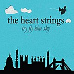 Heart Strings Try Fly Blue Sky